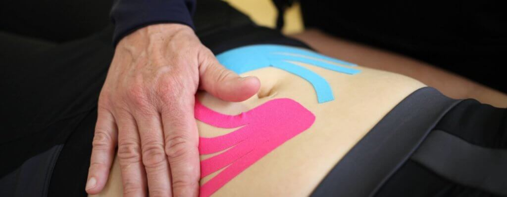 kinesio taping San Francisco CA