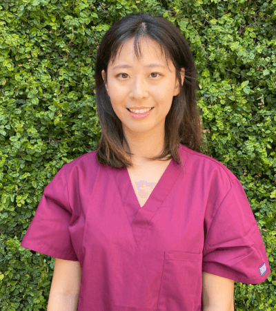 Anqi Zhang, DPT